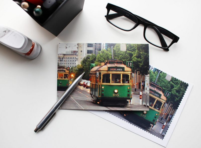 Tram_Melbourne_Greetingcard_4357