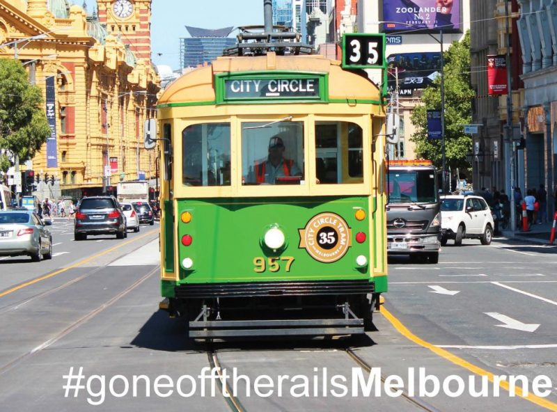 GreetingCards_Melbourne_Tram_MADproducts_A6 SizeFront