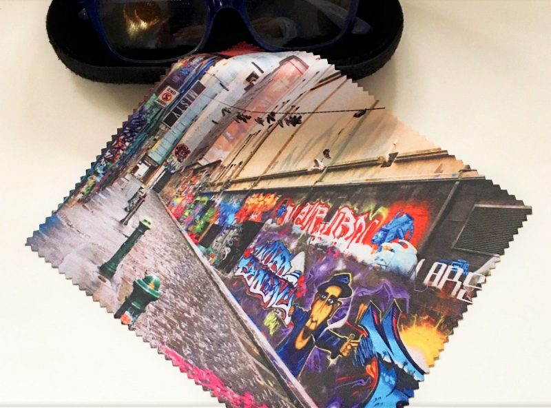 Hosier Lane MAD Products Glasses Cloth