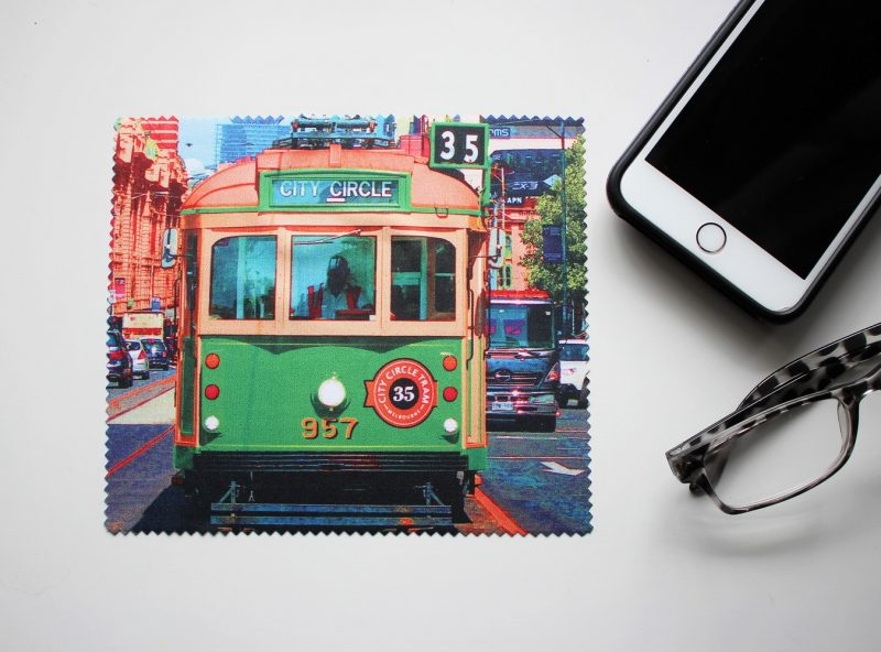 Tram_Melbourne_Microfibre cloth_MADproducts__3955