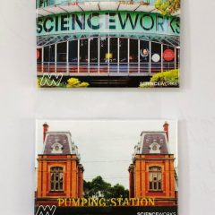 Melbourne Scienceworks custom magnets