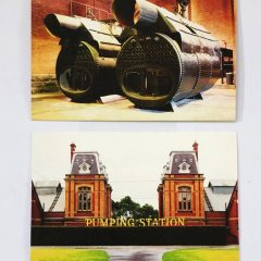 Melbourne Scienceworks custom postcards