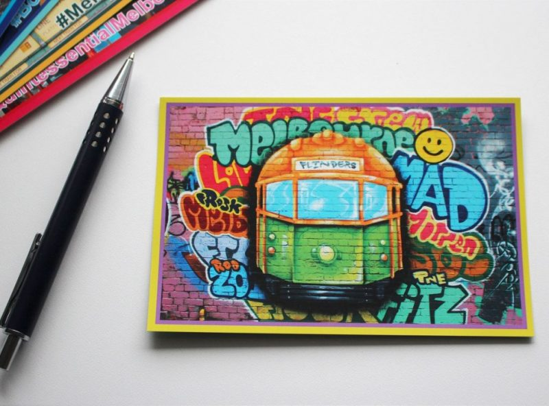 Postcard_GraffitiTram_MADproducts_Internet