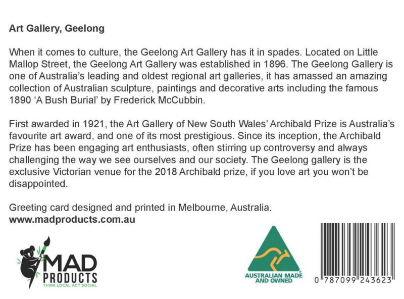 GreetingCards_Geelong_ArtGallery_MADproducts_A6 SizeBack