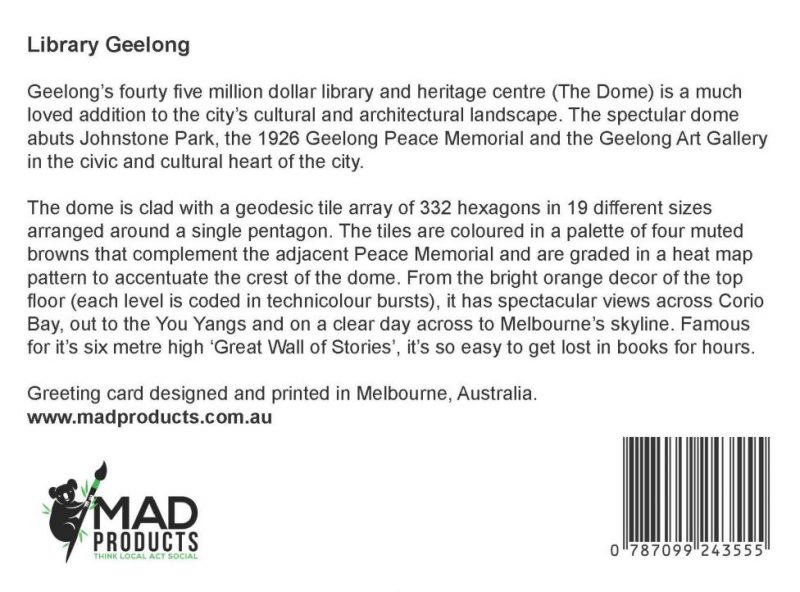 GreetingCards_Geelong_Library_MADproducts_A6 SizeBack